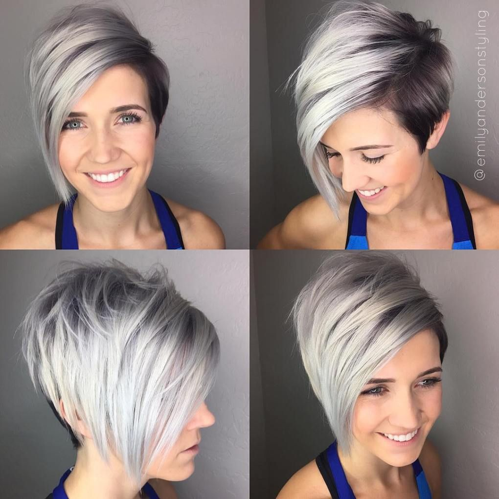 50 Long Pixie Cuts to Make You Stand Out in 2021 -