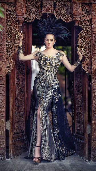 Mimi Kebaya Wedding Gowns Delegate Singapore Event Planning Model Pakaian Wanita Bergaya Gaun