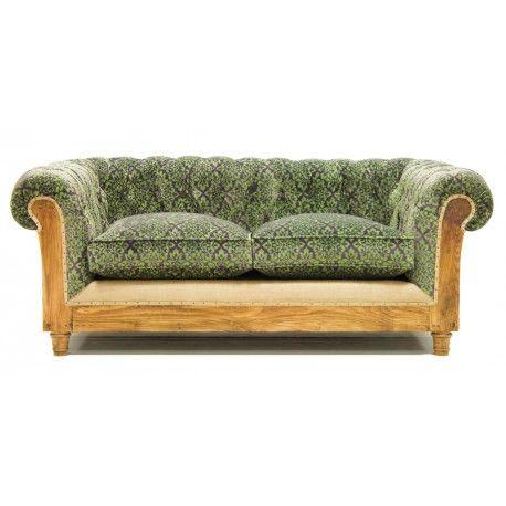 sofá Chesterfield Essence estampado