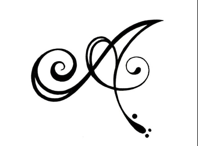 Tattoo design for ring finger when you get married....