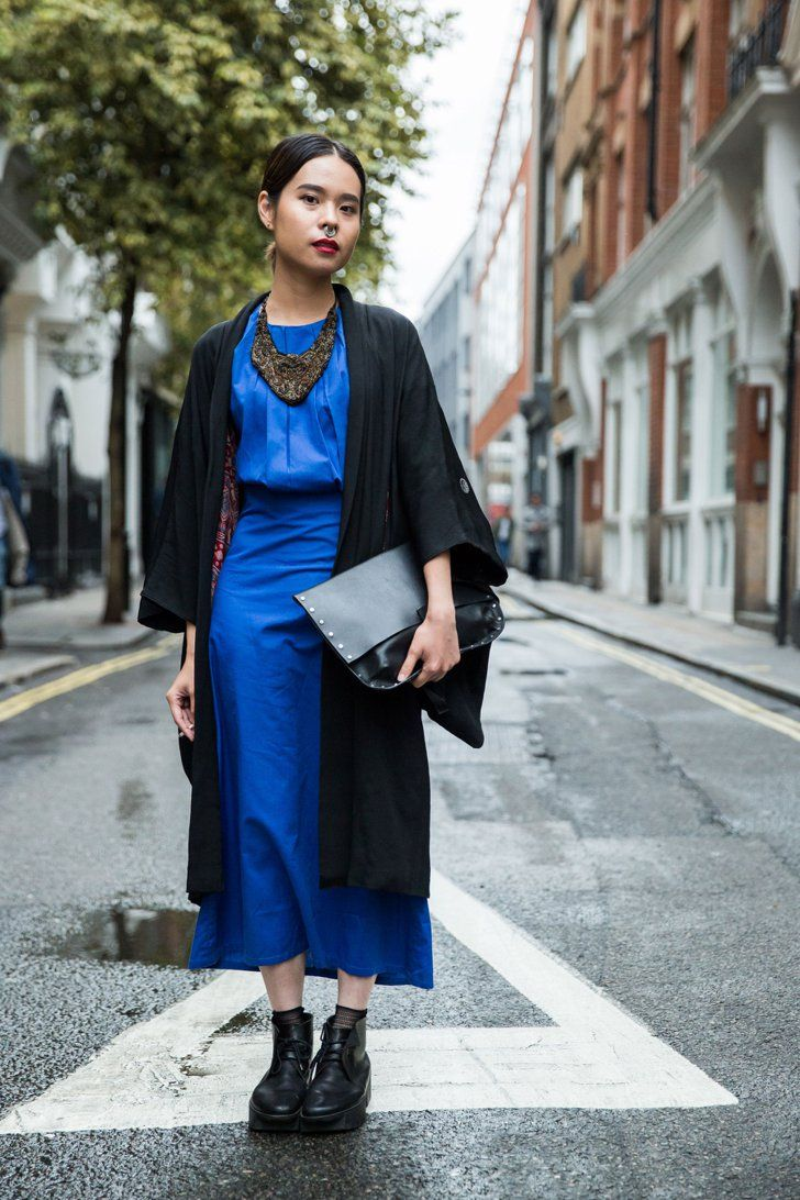 See Every Stylish Look That Hit the Streets of London During Fashion Week Day 1