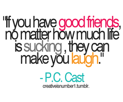 :) Thank God for great friends!