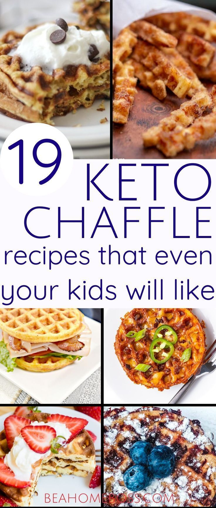 Keto chaffles! If you haven't tried