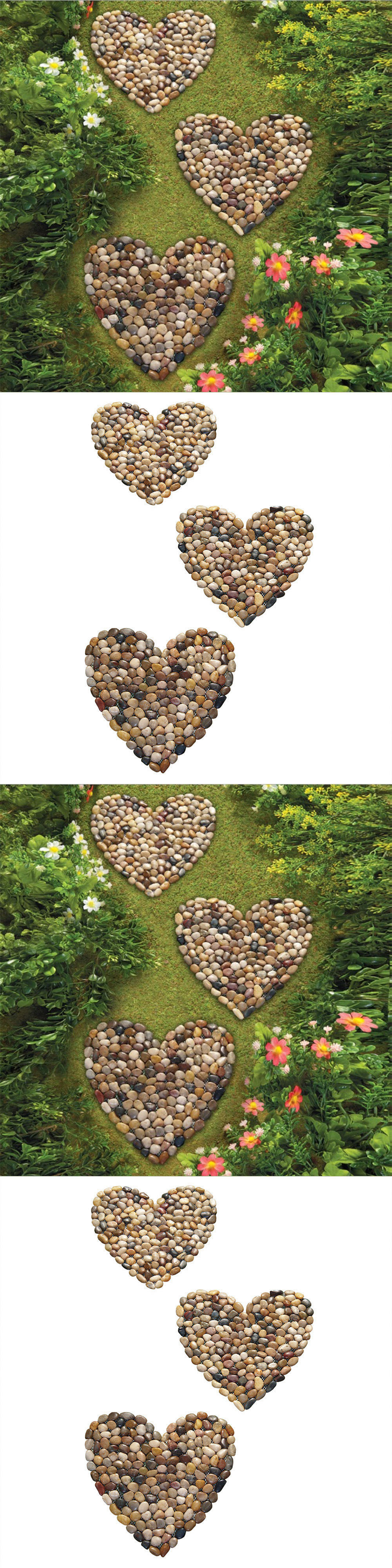 Inspirational Stones for Yard Decoration