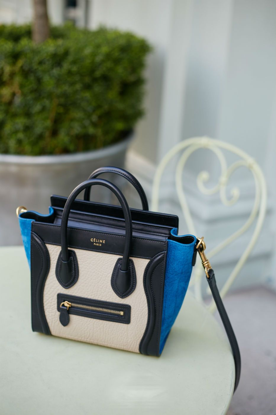 Celine Nano Luggage Tote - not sold online Only available in London  Harrods 6838b9f212469