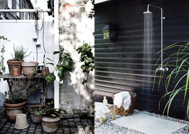scandinavian outdoor space, balcony, scandinavian styling inspiration via http://www.scandinavianlovesong.com/