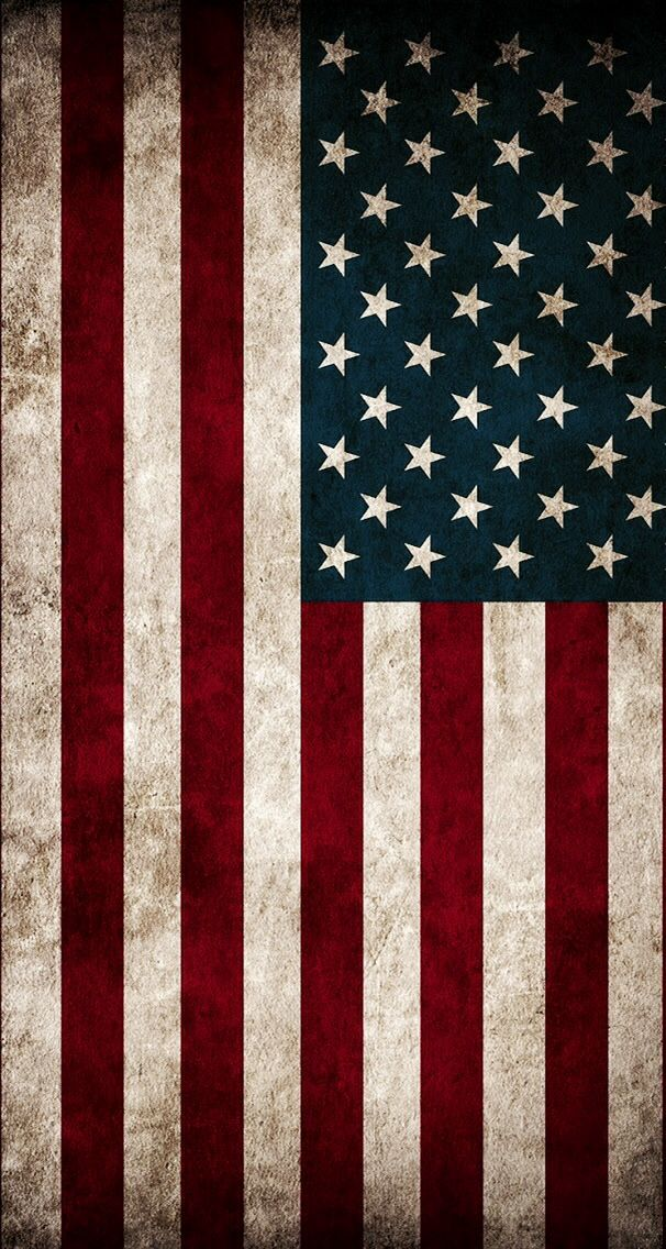 American flag wallpaper iPod/iPhone 5 | Wallpapers em 2019 | Cellphone wallpaper, American flag ...