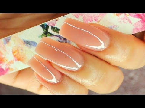 Detailed Video On How To Do Acrylic Nails For Beginners Youtube