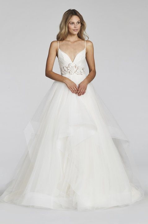 Style 1705 Dallas Lookbook Front | Blush by Hayley Paige | Pinterest ...