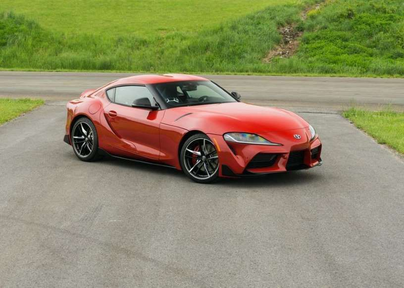 This is the 2020 Toyota Supra Latest information about
