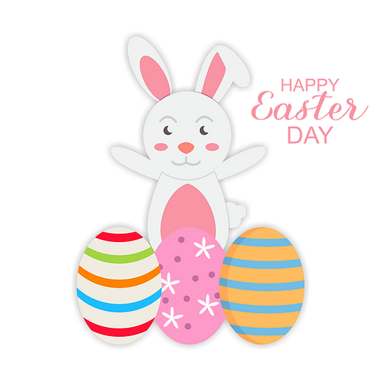 Happy Easter Amusing Clipart Easter Png Transparent Image Instant Download Upcrafts Design In 2021 Happy Easter Clip Art Printable Wall Art