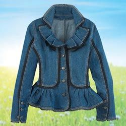 Diva Denim Jacket