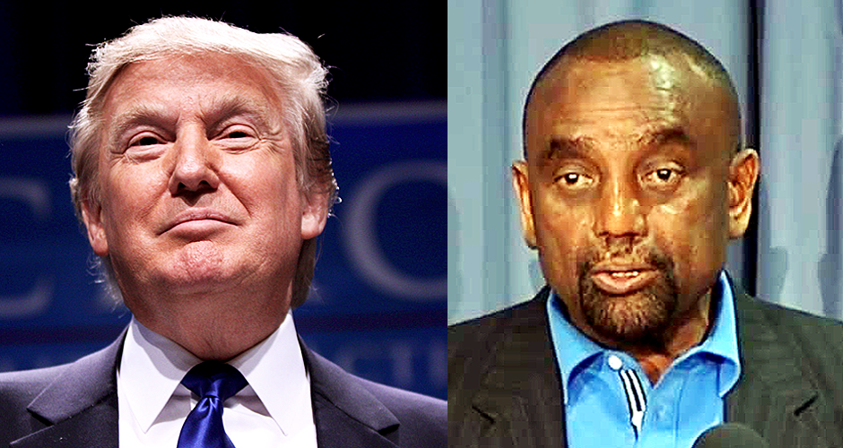 """Reverend Jesse Lee Peterson recently spoke about the issue of race in elections in America. He also had some interesting things to say about """"racist"""" Donald Trump and his supporters, and there are a quite a few people who are a bit more than furious."""