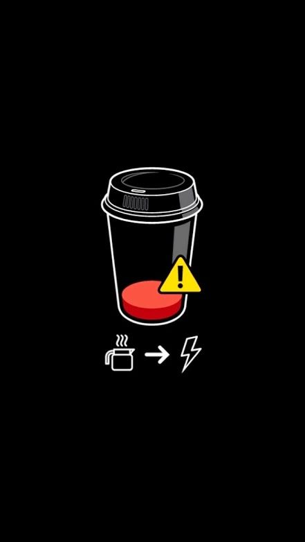 Critical Coffee Alert