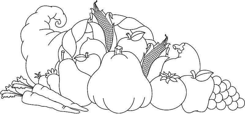Vegetables Coloring Pages Crafts And Worksheets For Preschool Toddler And Kindergarten Vegetable Drawing Vegetable Coloring Pages Fall Fruits