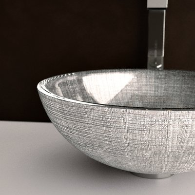 Diamante Luxury Crystal Vessel Sink in 2018 my bathroom