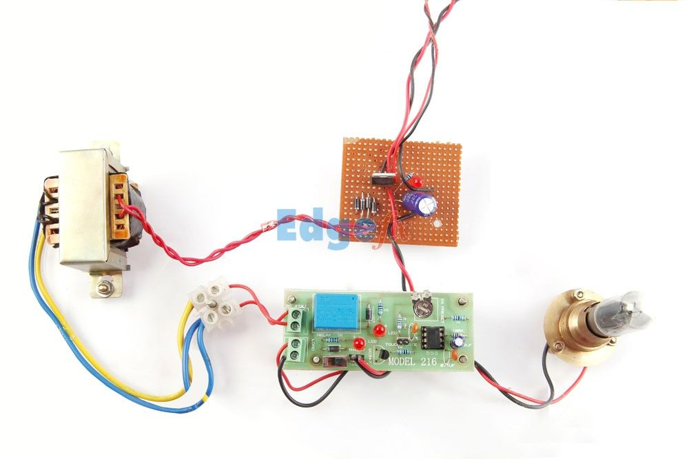 TOUCH CONTROLLED LOAD SWITCH EPUB