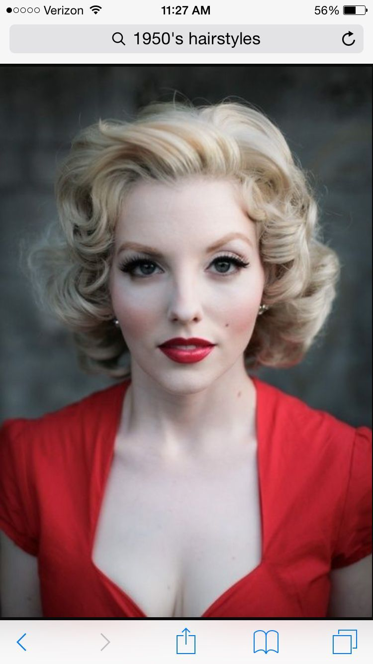 jet girls hair and makeup  1950s hairstyles vintage