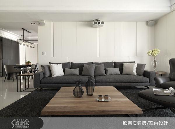 欣磐石建築 空間規劃事務所 羅仕哲 簡約風 設計家 Searchome Home