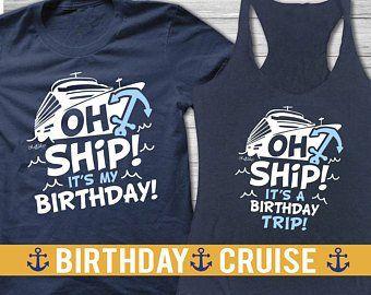 Birthday cruise | Etsy