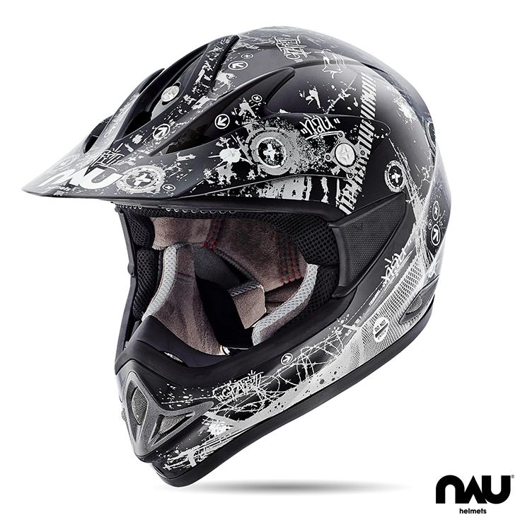 N45 GRAFFITI 1610 - Black&Grey
