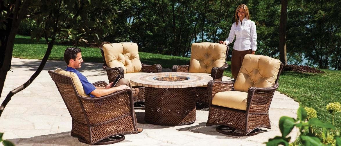 Lloyd Flanders Outdoor Wicker Available At Www Outdoorrooms Net Outdoor Furniture Material Outdoor Wicker Furniture Modern Patio Furniture