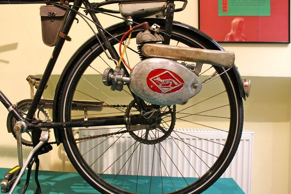 Freiheit Auf Zwei Radern Im Bezirksmuseum Leopoldstadt Mit