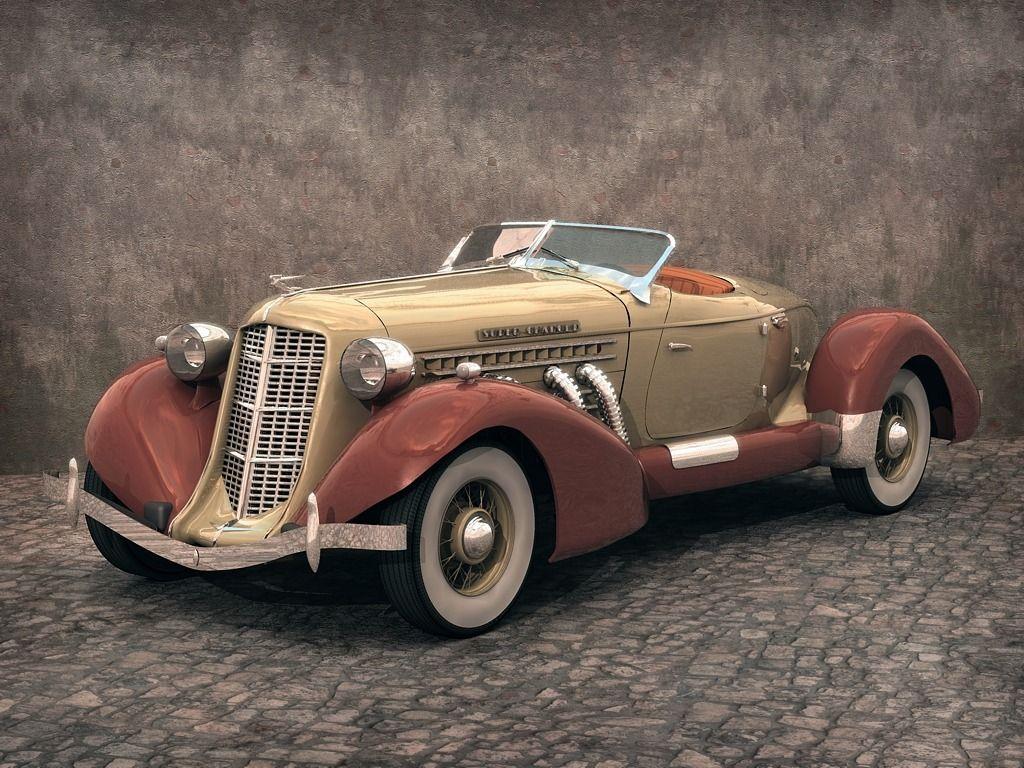 Steampunk Vehicles — Frank and Morris Eckhart established the Auburn…