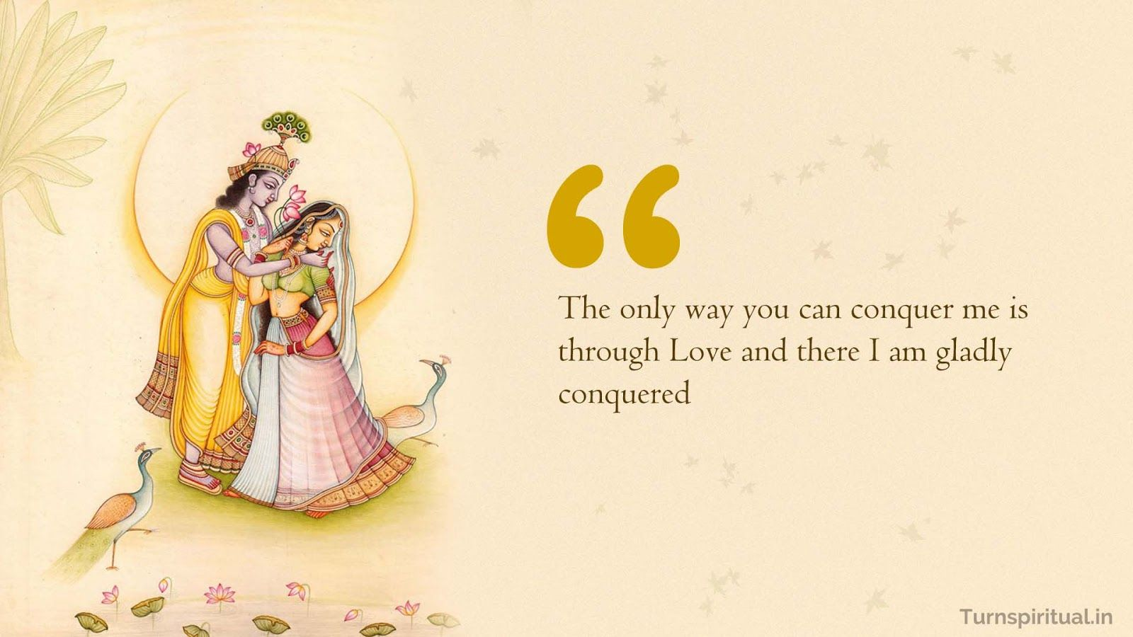 Looking for best love quotes by Lord Krishna from Bhagavadgita, here ...