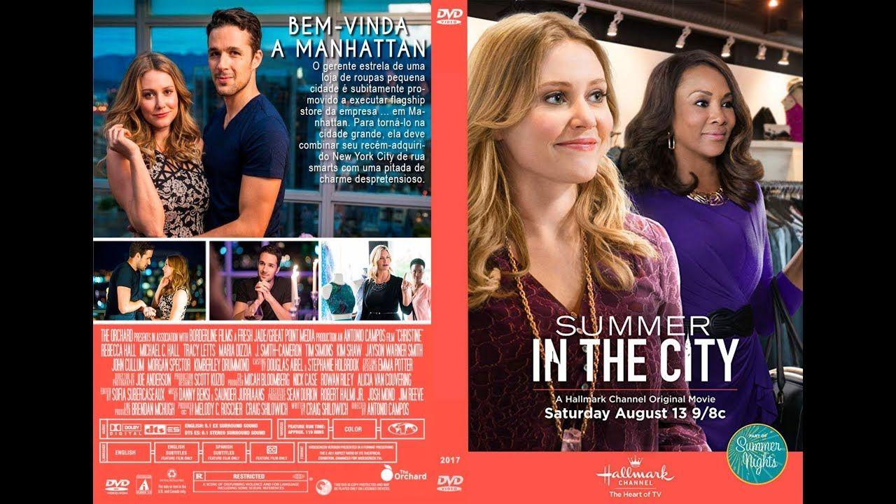 Filme Verao Na Cidade Hallmark Dublado Filmes York Cidade