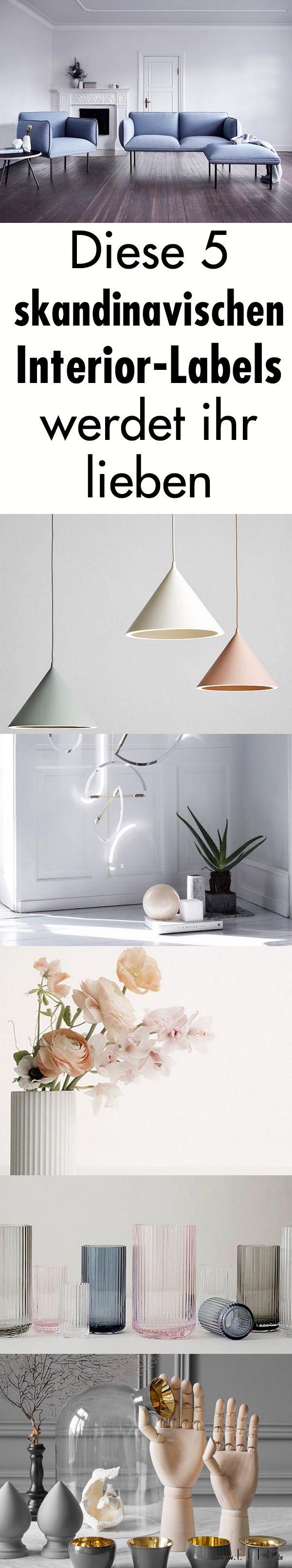 5 Skandinavische Interior Labels Die Ihr Lieben Werdet Muebles  # Disenos Vor Muebles
