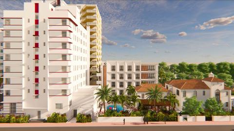 Miami Herald Miami Real Estate Miami Hotels Building Front