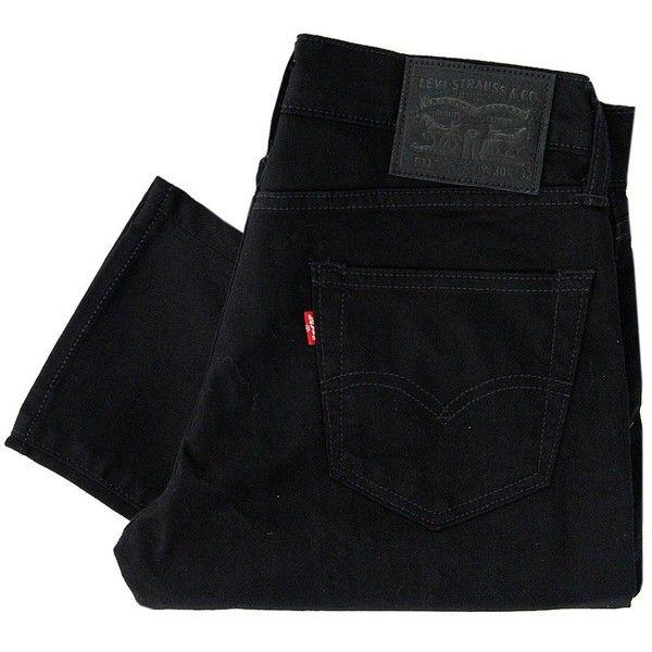 Levis Jeans | 511 Black Slim Fit Jeans 5113250 (11585 RSD ...