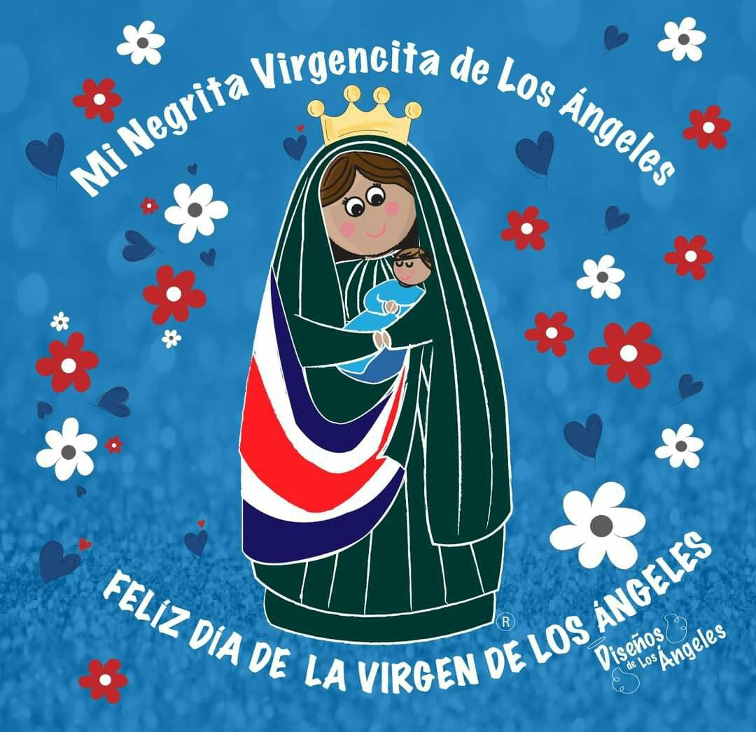 Pin By Marlen Redondo On Virgen De Los Angeles Blessed Mother Statue Blessed Mother Vehicle Logos