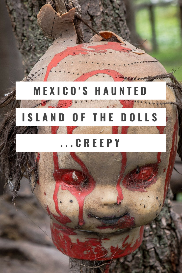 You Really Wouldn't Want To Travel To This Creepy Mexican