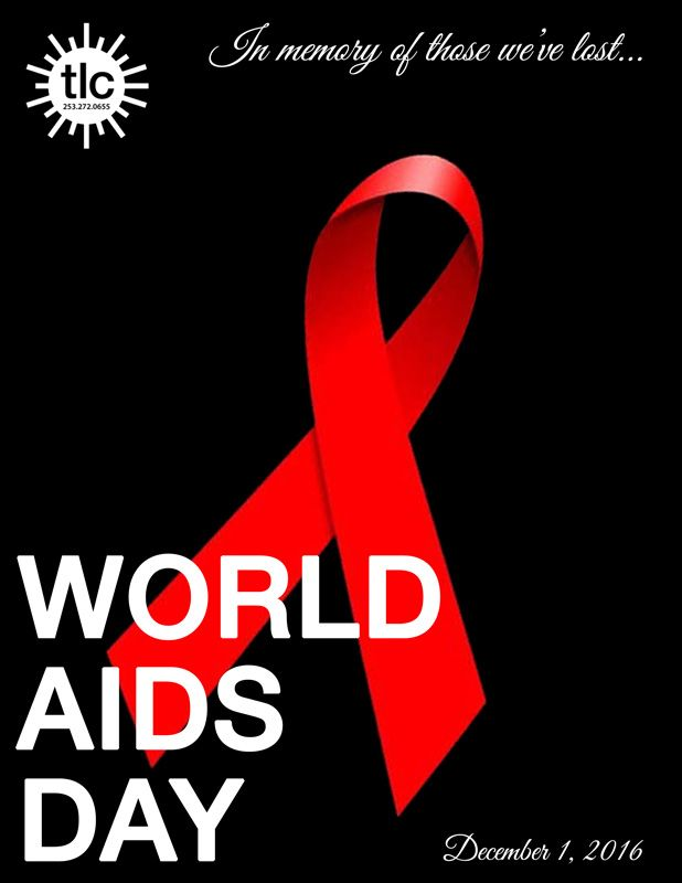 The Red Ribbon Is The Universal Symbol Of Awareness And Support For