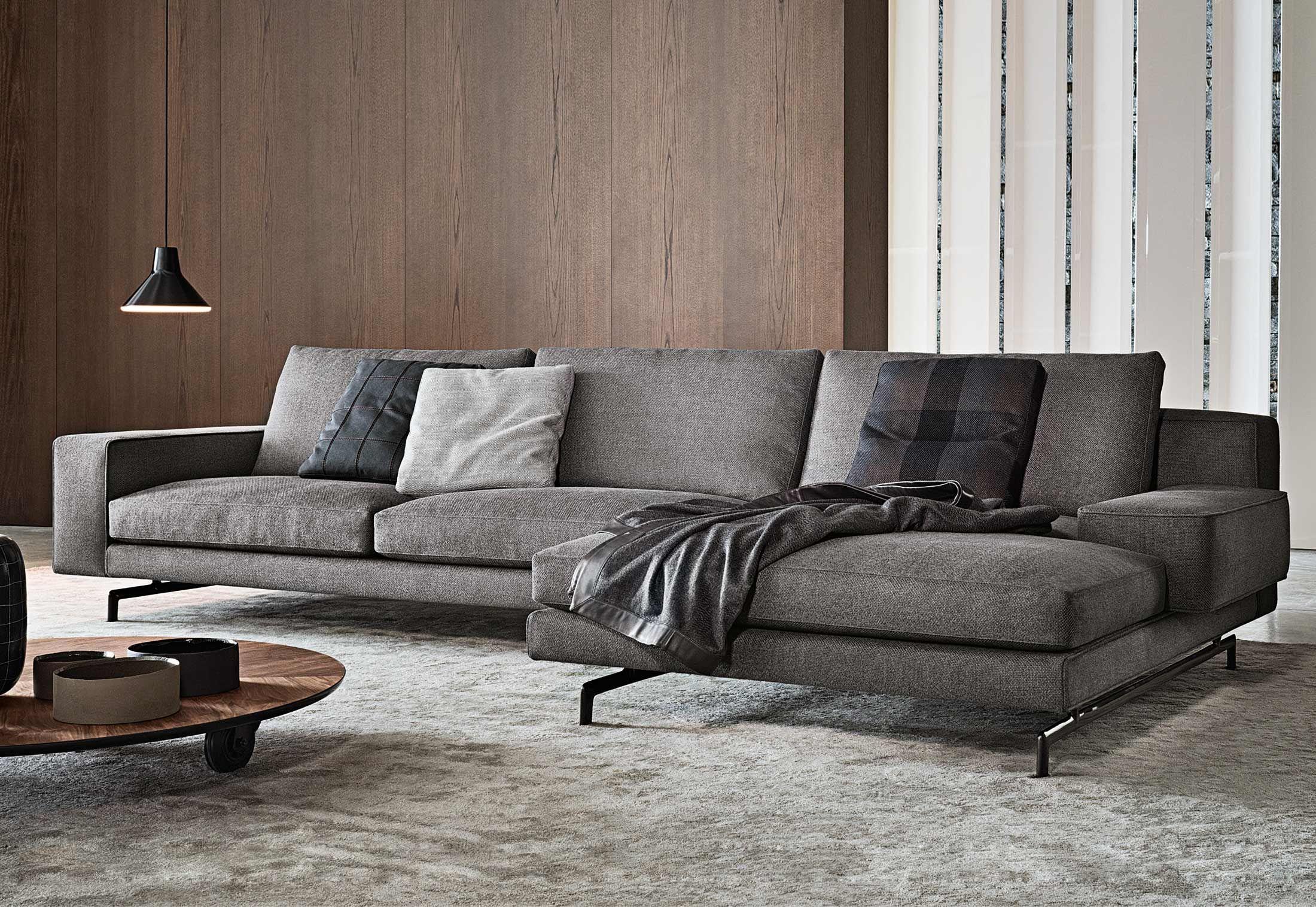 Minotti sherman sofa final in 2018 pinterest d co salon mobilier de salon and salon - Meubles minotti ...