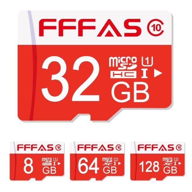 2pcs Lot High Speed 32gb Carte Sd 4gb 8gb Microsd 16gb Micro Sd