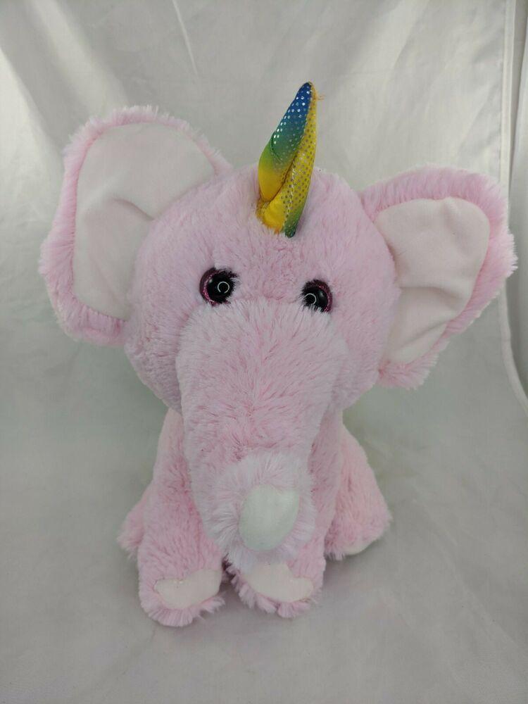 12++ Pink unicorn stuffed animal ideas in 2021