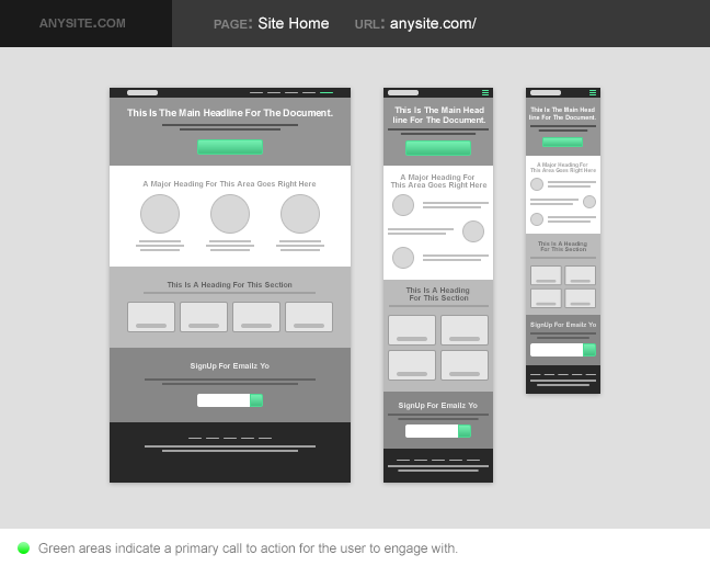 Microframe is a micro (<200px wide), grid based wireframe PSD ...