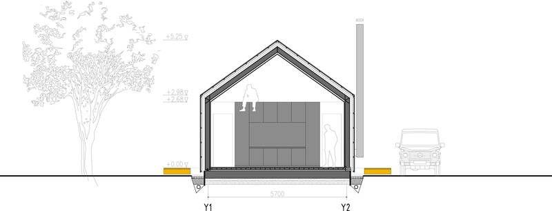 8 чёрных (8 Blacks) в Латвии от NRJA. Этот жилой комплекс у речки Вента первоначально планировался как дом отдыха, а в процессе проектирования перепрофилировался в место активной семейной жизни и отдыха. Выразительный характер местности - быстрая река, замечательный рельеф и ветер - не вступает в противоречие с минималистской архитектурой зданий, они не конкурируют с природой. Проект состоит из восьми отдельных зданий разного функционального назначения, включая места для проживания и…