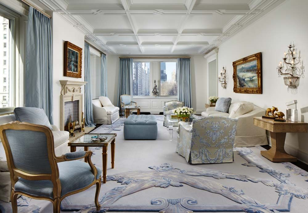Geoffrey Bradfield Luxury Interior Design A Sherry