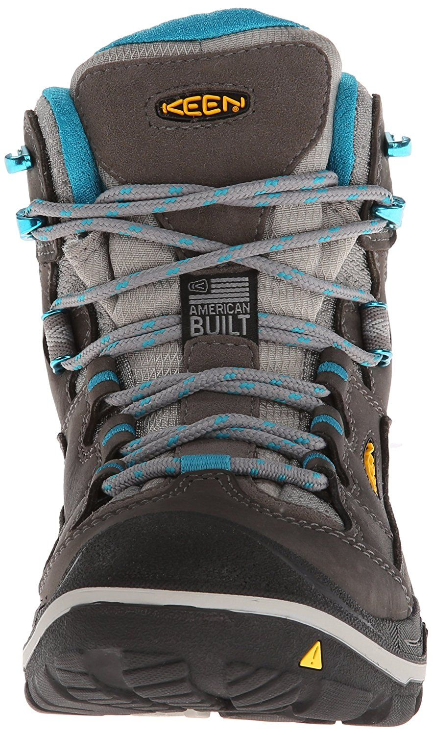 d8a8c158551 KEEN Women's Durand Mid Waterproof Hiking Boot *** Want to know more ...