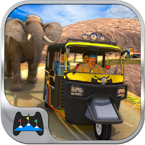 Offroad Tuk Tuk Hill Adventure APK Download | downloada2z