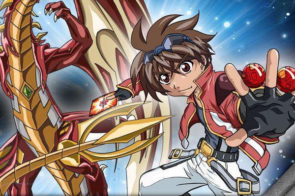 Categoria Bakugan Battle Brawlers Com Imagens Dragoes Anime