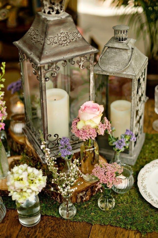 Something Old Wedding Centerpieces Vintage Wedding Decorations Wedding Decorations