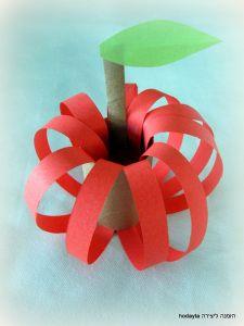 תפוח -יצירה לראש השנה