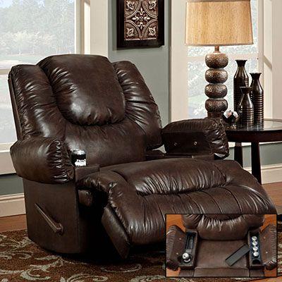 The ultimate man chair & The ultimate man chair | house decor | Pinterest | Men cave Man ... islam-shia.org