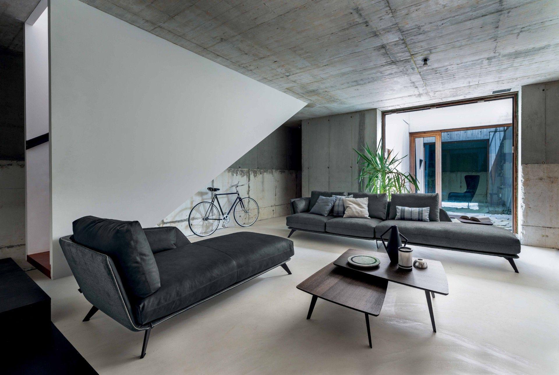 New In Showroom 2 Sofas From Arketipo Sofa Design Bed Design Sofa