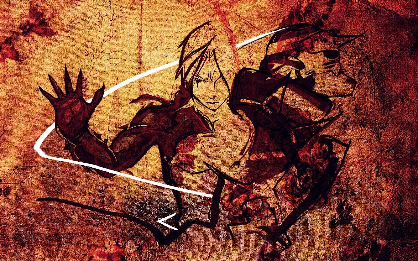 Fma Brotherhood Wallpaper Hd Pc Fullmetal Alchemist